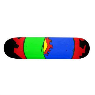 SUN Logo SK8 Deck Skate Decks