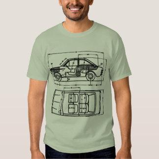 Sunbeam Stiletto & Imp Cali GA Shirt