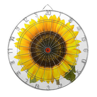 Sunflower Dartboard