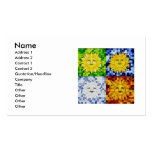 Suns For All Seasons Pack Of Standard Business Cards