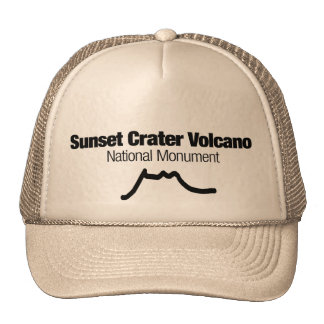 Sunset Crater Volcano National Monument Cap