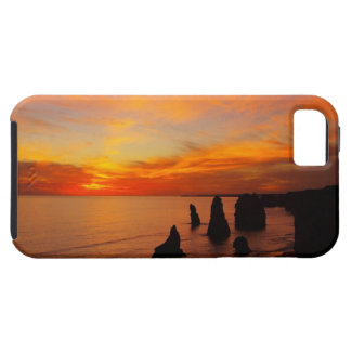 Sunset, Twelve Apostles, Port Campbell National iPhone 5 Cases
