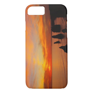 Sunset, Twelve Apostles, Port Campbell National iPhone 7 Case