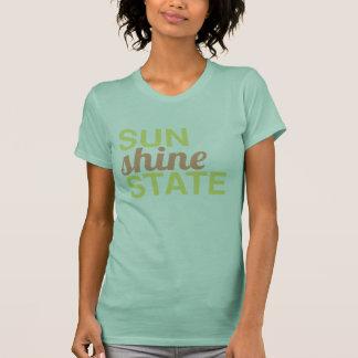 SUNSHINE STATE - sunny, Florida state of mind T-shirt