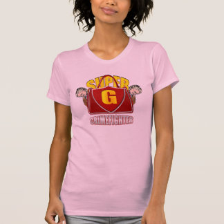 Super Gran  - Super Granny The Crimefighter Shirt