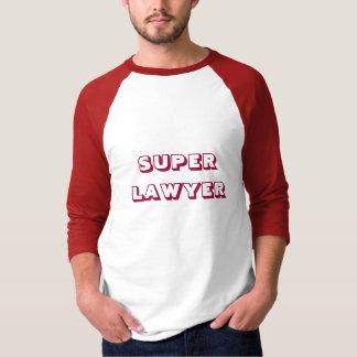 Super Lawyer Tee Shirt