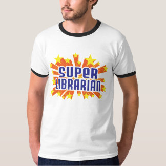 Super Librarian Tees