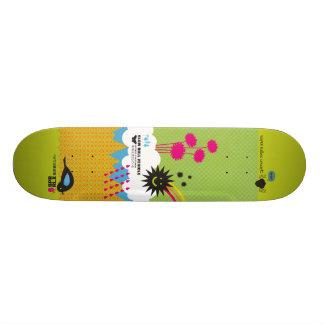 Super Relax Concept : skate! Skate Board Deck