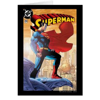 Superman #204 June 04 Greeting Card