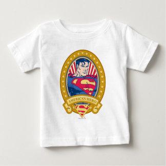Superman American Hero T-shirt