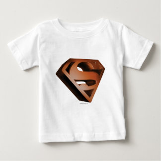 Superman S-Shield | 3D Grainy Logo Tshirt