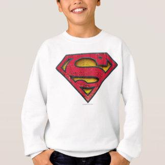 Superman S-Shield | Distressed Logo Tshirts