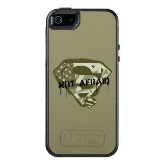 Superman S-Shield | Not Afraid - US Camo Logo OtterBox iPhone 5/5s/SE Case