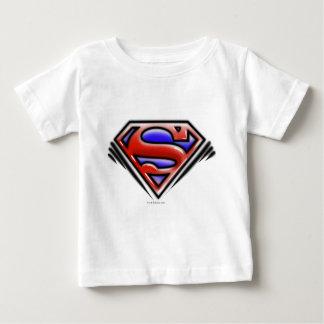 Superman S-Shield | Red Airbrush Logo Tshirts