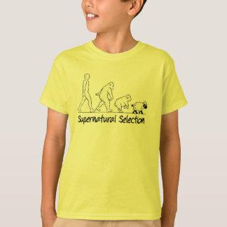 Supernatural Selection (Light Shirt) Tshirt