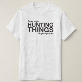 Supernatural Typography T Shirt