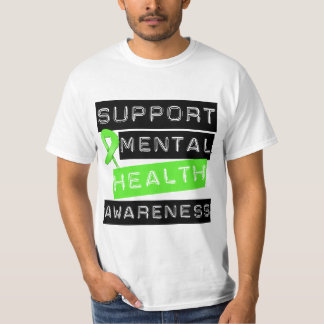 Support Mental Health Awareness Shirts