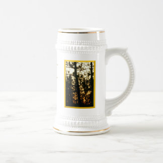 Sure As The Sun Sets Mother's Day Stein Beer Steins