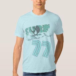 Surf 77 tee shirts