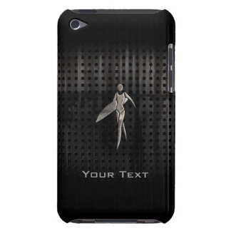 Surfing Girl; Cool iPod Case-Mate Cases