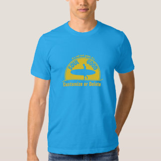Surfing Longboard Shirt - Soul Good