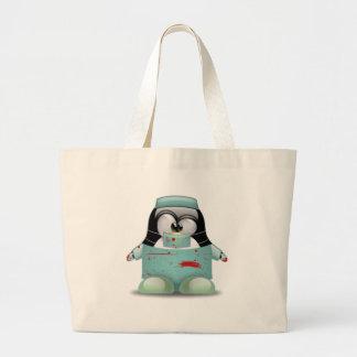 Surgeon Tux Jumbo Tote Bag