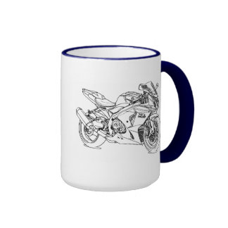Suz GSXR1000 2012 Ringer Mug