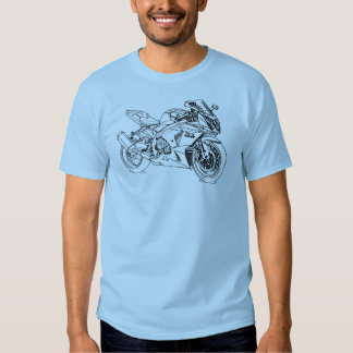 Suz GSXR1000 2012 T-shirts