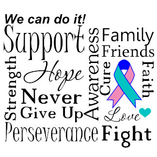 Thyroid Cancer Supportive Words