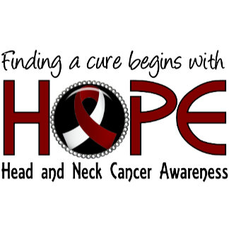 Cure Begins With Hope 5 Head and Neck Cancer