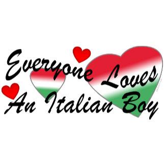 Loves an Italian Boy