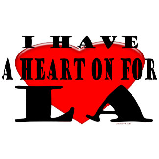 Heart On For LA