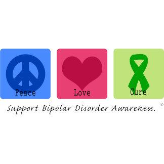 Peace Love Cure Bipolar Disorder