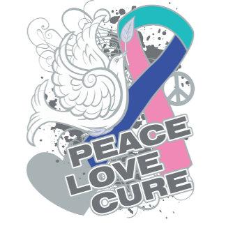 Thyroid Cancer Peace Love Cure