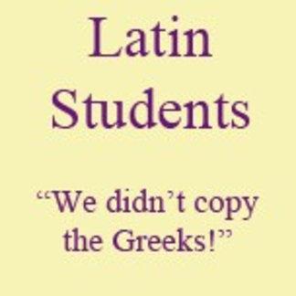 Latin Students