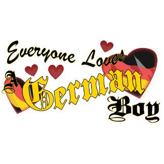 Loves a German Boy