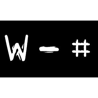 W - #