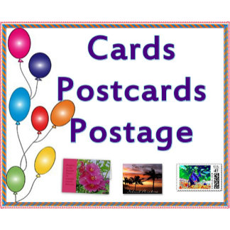 Cards and Postage Stamps