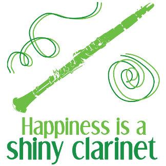 Shiny Clarinet