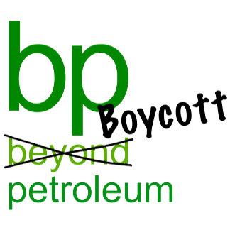 ➢ BP - Boycott Petroleum