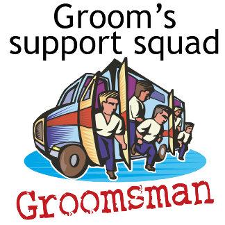 Groomsman T Shirts Groom's Squad Gifts