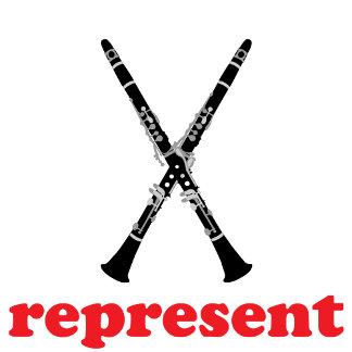 Clarinet Represent