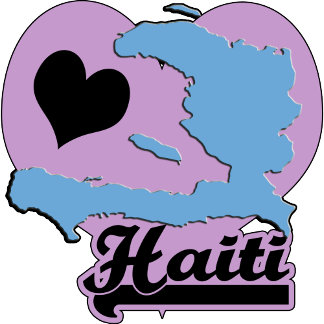 Love Haiti, Show your support for Haiti.