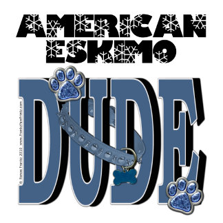 American Eskimo DUDE