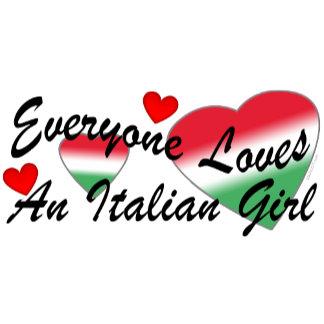 Loves an Italian Girl