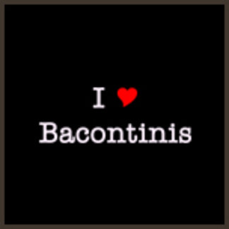 I Love Bacontinis