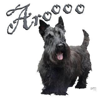 Aroooo!  Scottie