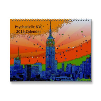 NYC Calendars
