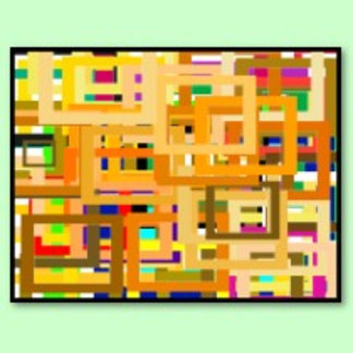 107 Color Borders For YOU jGibney The MUSEUM Z