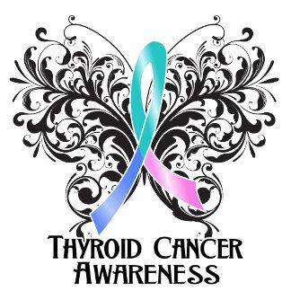 Butterfly Thyroid Cancer Awareness